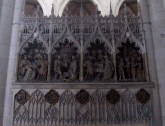 The choir screen (life of John The Baptist).