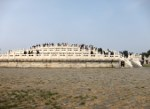 The Round Altar of The Temple Of Heaven.