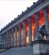 The Altes Museum.