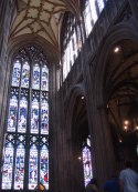 Transept of St. Mary Redcliffe