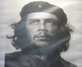 Che Guevara, who studied in Buenos Aires.