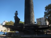 The Monument Of Argentine-Uruguayan Friendship, Lezama Park.