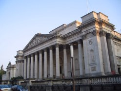 The Fitzwilliam Museum, by CR Cockerell.