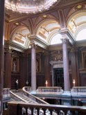 The Fitzwilliam Museum.