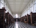 Interior of the Wren Library.