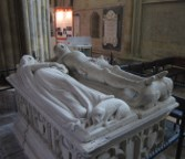 The tomb of the 10th Earl of Arundel
