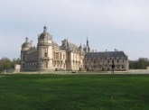 The Château De Chantilly.