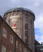 The Round Tower, an observatory