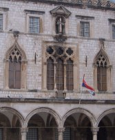 Sponza Palace, the customs house