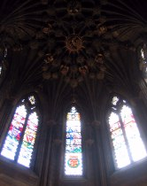 The Thistle Chapel at St. Giles' Cathedral