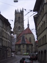 Fribourg Cathedral.