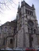 Geneva Cathedral.