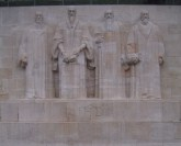 The Reformation Monument.