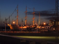 Gothenburg dock