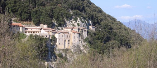 The monastery of Greccio.