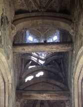Inside Greyfriars Tower