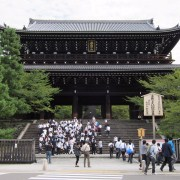 Sanmon, the gate to Chion-in.