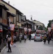 Gion, the geisha district.