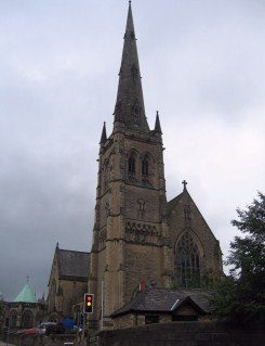 Lancaster (RC) Cathedral.