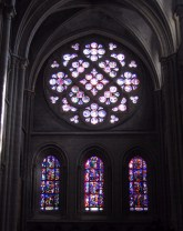 Lausanne Cathedral.