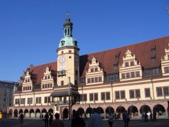 The Altes Rathaus