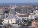 Liverpool Metropolitan Cathedral and the university