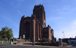 Liverpool (Anglican) Cathedral - do not be fooled, this building is much bigger than you think