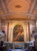 Chapel at the Naval College
