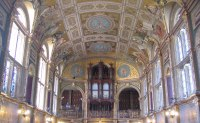 Chapel at the Royal Holloway