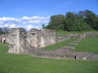 Lesnes Abbey