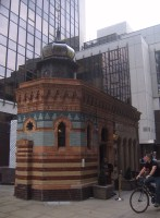 The old turkish baths