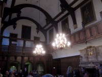 Great Hall at Charterhouse