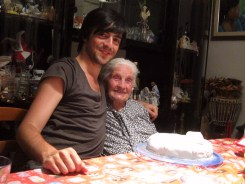 Name day with la nonna.