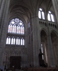 Meaux Cathedral.