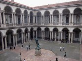 The Brera art gallery