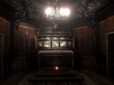 The tomb of St. Charles Borromeo