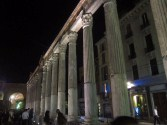 The columns of San Lorenzo