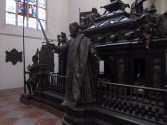The tomb of Holy Roman Emperor Louis IV