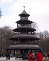 The Chinese Tower (in the English Garden)