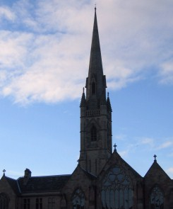 St. Mary's Catholic cathedral (by Pugin)