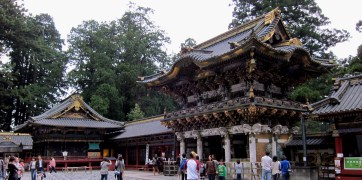 Yomeimon, the gate.