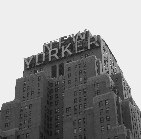 The New Yorker Hotel.