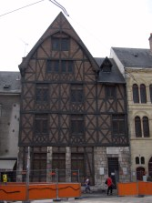 The house of Joan Of Arc