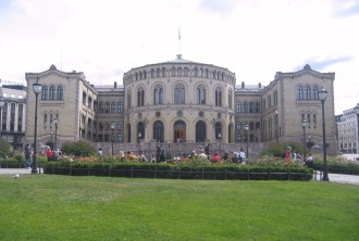 The Norwegian Parliament (Storting)