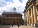 The Sheldonian Theatre.