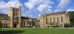 Mansfield College.