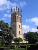 The Great Tower, Magdalen College.