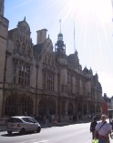Oxford Town Hall.