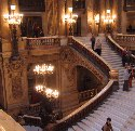 The Grand Staircase Of The Opera