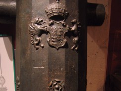A gun from the Mary Rose